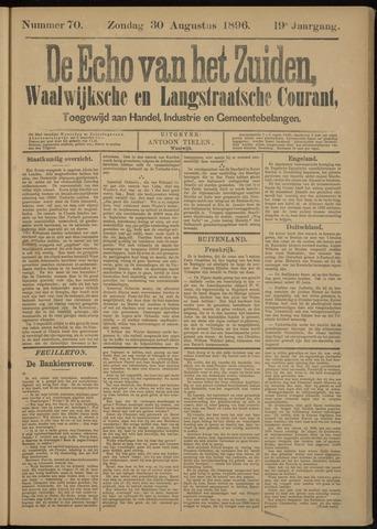 Echo van het Zuiden 1896-08-30