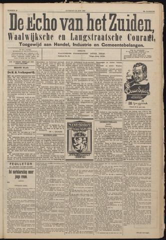Echo van het Zuiden 1925-06-20