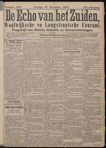 Echo van het Zuiden 1914-12-20