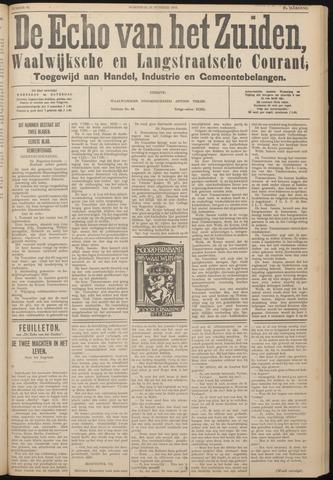 Echo van het Zuiden 1934-10-24