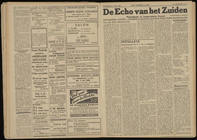 Echo van het Zuiden 1948-07-15
