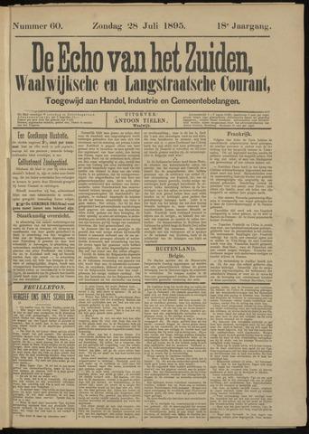 Echo van het Zuiden 1895-07-28