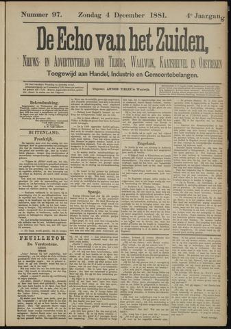 Echo van het Zuiden 1881-12-04