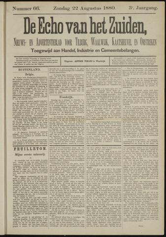 Echo van het Zuiden 1880-08-22