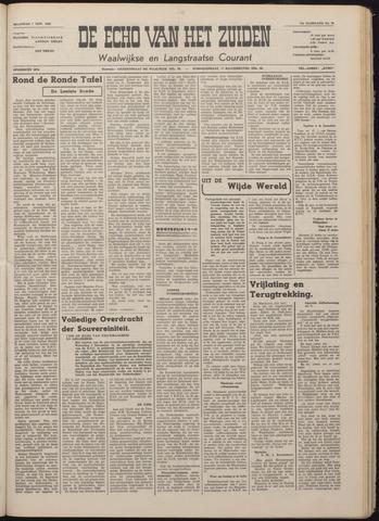 Echo van het Zuiden 1949-11-07