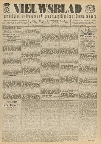 Nieuwsblad het land van Heusden en Altena de Langstraat en de Bommelerwaard 1927-12-14