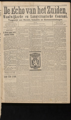 Echo van het Zuiden 1927-09-28