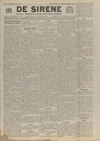 De Sirene 1945-09-24