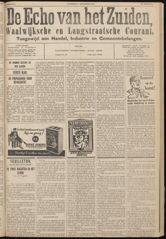 Echo van het Zuiden 1934-11-17