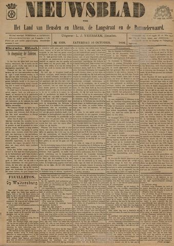 Nieuwsblad het land van Heusden en Altena de Langstraat en de Bommelerwaard 1896-10-10