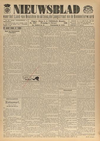 Nieuwsblad het land van Heusden en Altena de Langstraat en de Bommelerwaard 1932-02-03
