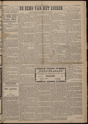 Echo van het Zuiden 1917-10-21