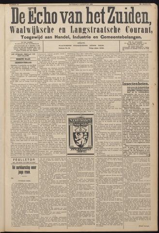 Echo van het Zuiden 1925-08-08