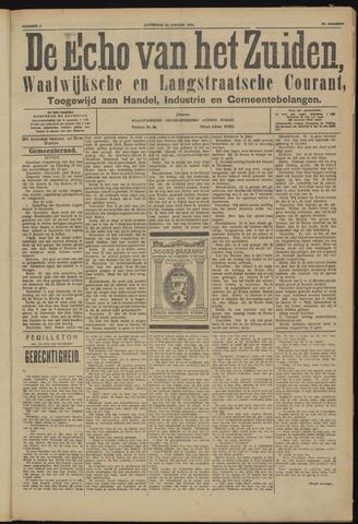 Echo van het Zuiden 1924-01-26