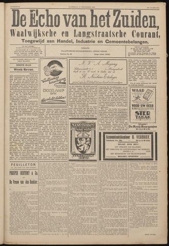 Echo van het Zuiden 1926-11-13