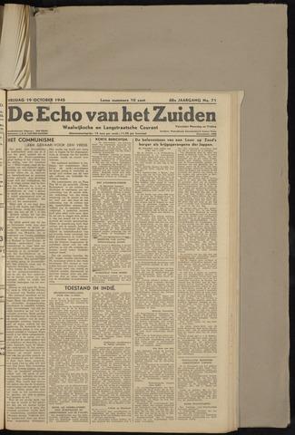 Echo van het Zuiden 1945-10-19