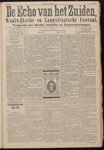 Echo van het Zuiden 1925-03-04