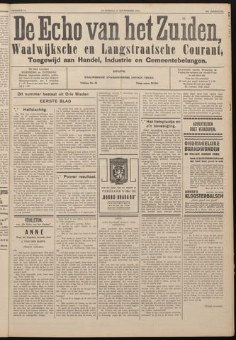 Echo van het Zuiden 1937-09-18