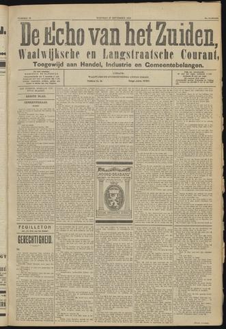 Echo van het Zuiden 1924-10-01