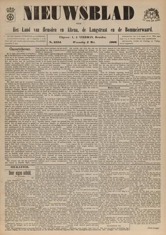 Nieuwsblad het land van Heusden en Altena de Langstraat en de Bommelerwaard 1906-05-02