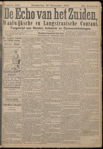 Echo van het Zuiden 1912-12-19