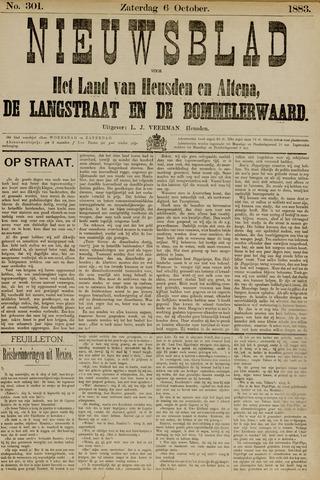 Nieuwsblad het land van Heusden en Altena de Langstraat en de Bommelerwaard 1883-10-06