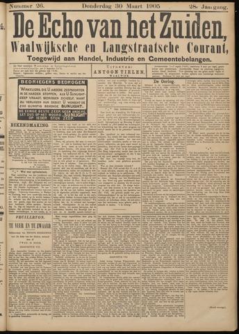Echo van het Zuiden 1905-03-30