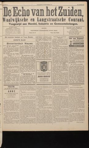 Echo van het Zuiden 1937-09-29