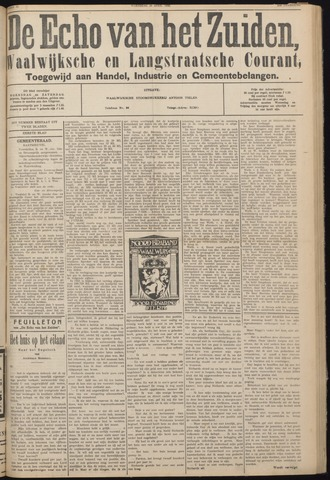 Echo van het Zuiden 1932-04-20