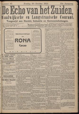Echo van het Zuiden 1912-10-20