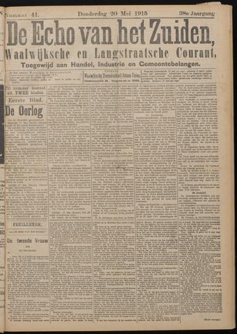 Echo van het Zuiden 1915-05-20