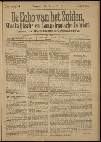 Echo van het Zuiden 1896-05-10