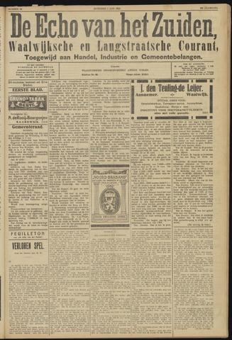 Echo van het Zuiden 1923-06-02