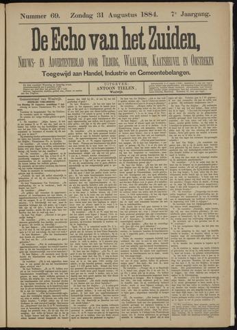 Echo van het Zuiden 1884-08-31