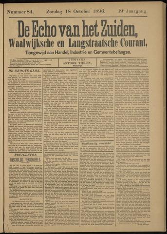 Echo van het Zuiden 1896-10-18