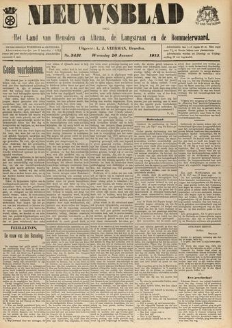 Nieuwsblad het land van Heusden en Altena de Langstraat en de Bommelerwaard 1915-01-20