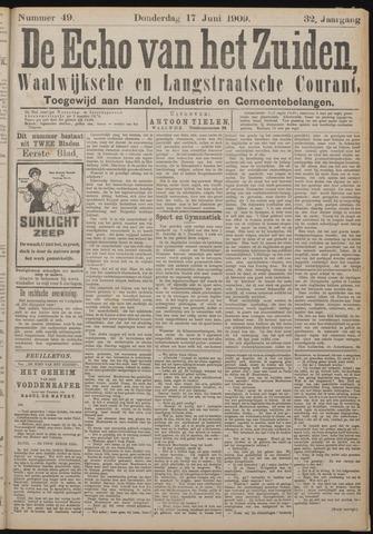 Echo van het Zuiden 1909-06-17