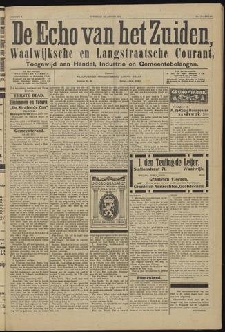 Echo van het Zuiden 1923-01-20