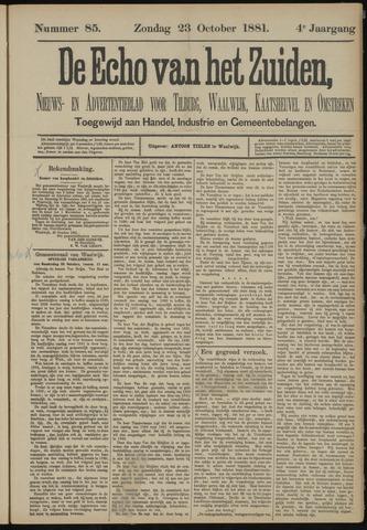 Echo van het Zuiden 1881-10-23