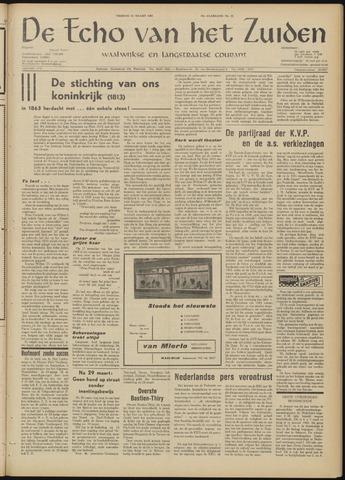Echo van het Zuiden 1963-03-15
