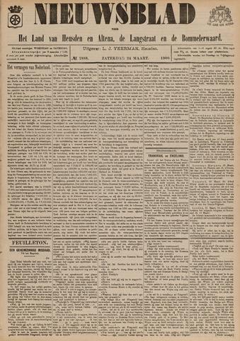Nieuwsblad het land van Heusden en Altena de Langstraat en de Bommelerwaard 1900-03-24