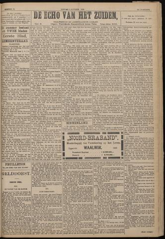 Echo van het Zuiden 1918-10-06