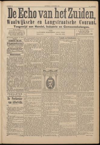 Echo van het Zuiden 1922-11-04