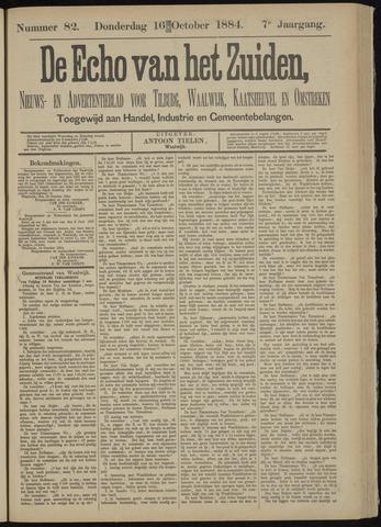 Echo van het Zuiden 1884-10-16