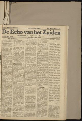 Echo van het Zuiden 1945-11-02
