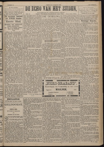 Echo van het Zuiden 1918-08-18