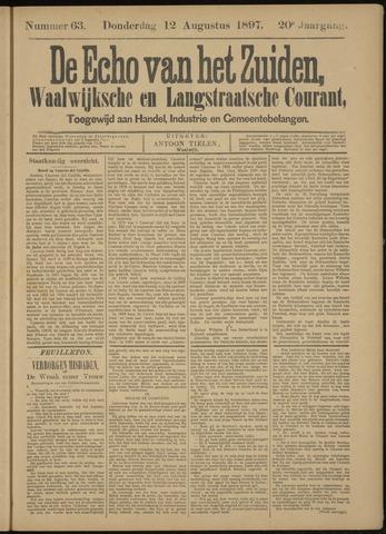 Echo van het Zuiden 1897-08-15