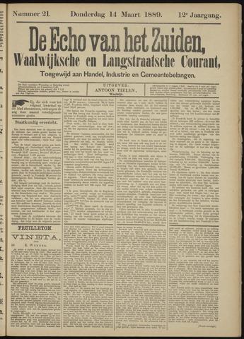 Echo van het Zuiden 1889-03-14