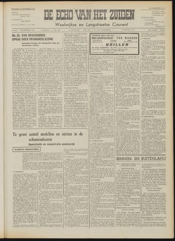 Echo van het Zuiden 1958-09-22