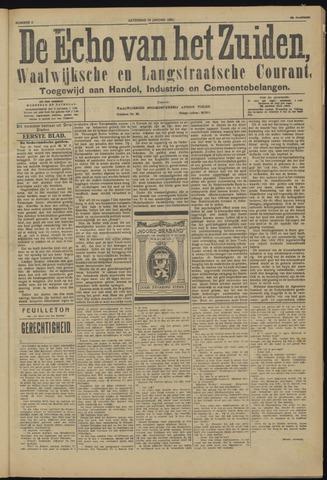 Echo van het Zuiden 1924-01-19
